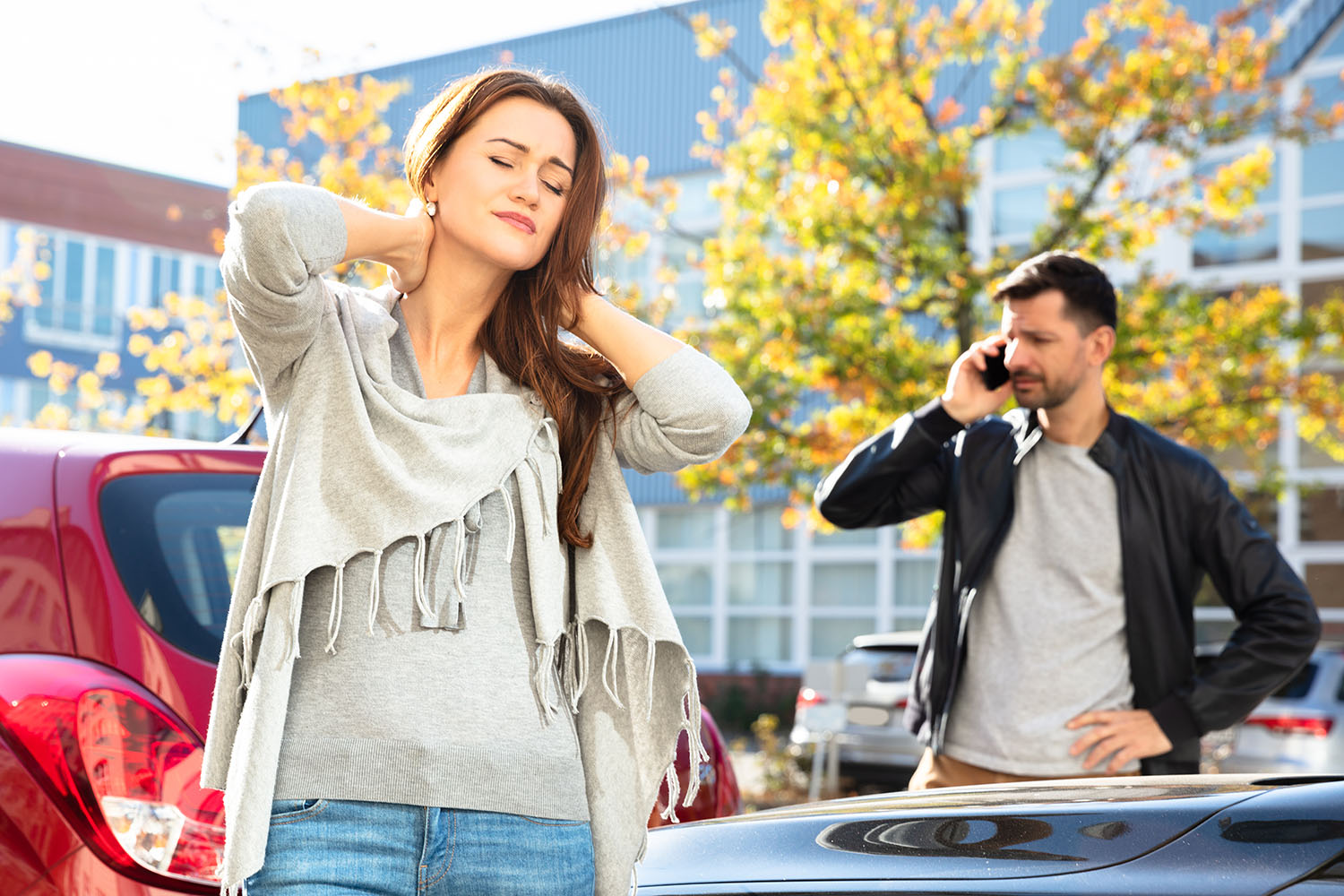 Pain Relief Clinic Specializes in Treating Auto Accident Pain